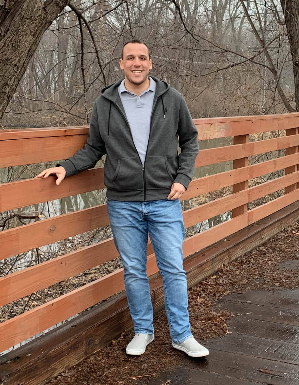 2021 Remarkable Volunteer: Anthony Cicchino